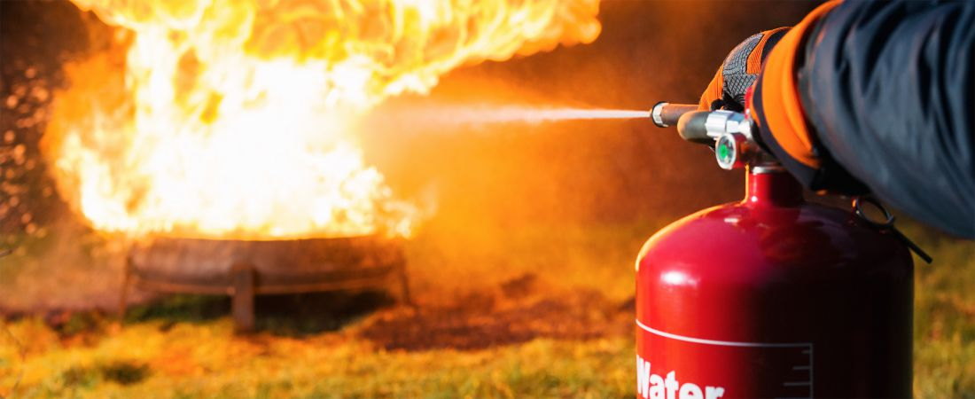 Fire Extinguisher Supply and Service in brixham, Torbay, Torquay, Newton Abbot, South Devon