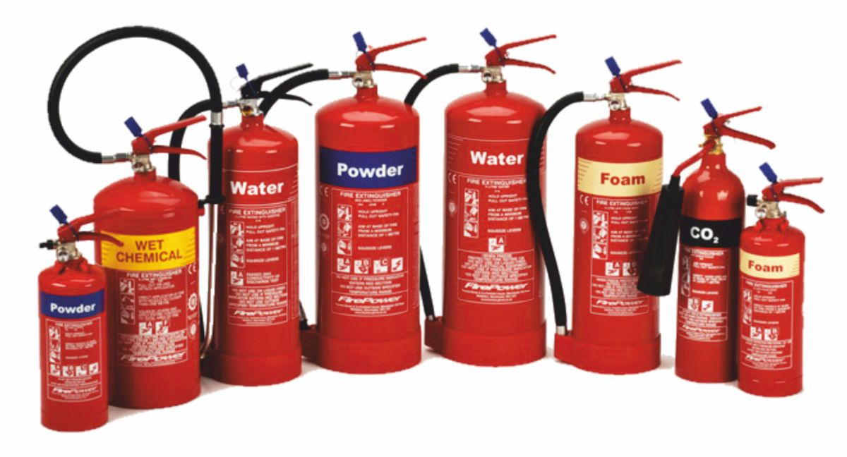 Fire Extinguisher Service and Supply in South Devon
