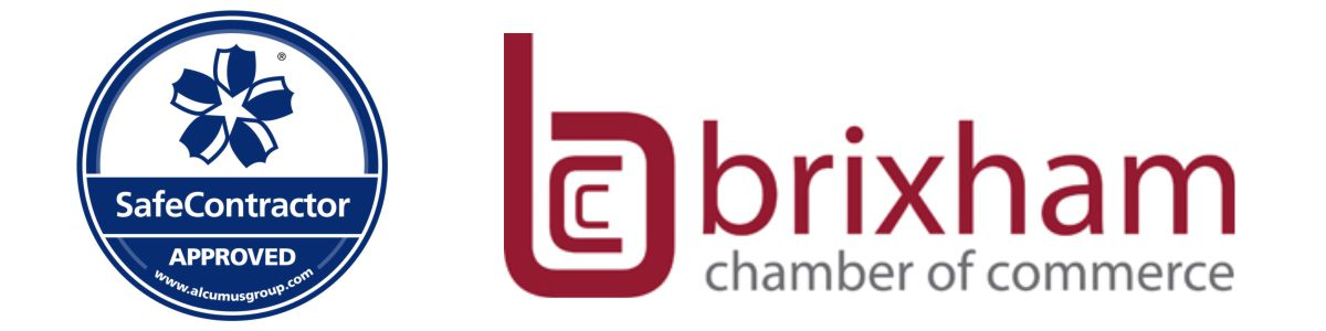 Fire Safety Safe Contractor Approved and A Member of The Brixham Chamber of Commerce