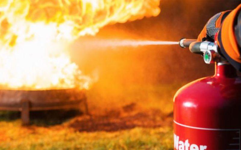 Fire Safety Servics in South Devon Fire Extinguishers